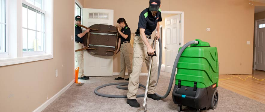 Tucson, AZ residential restoration cleaning